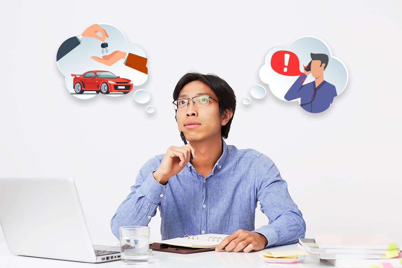 Over Kredit Mobil, Perlukah Dilaporkan Pada Pembiayaan?