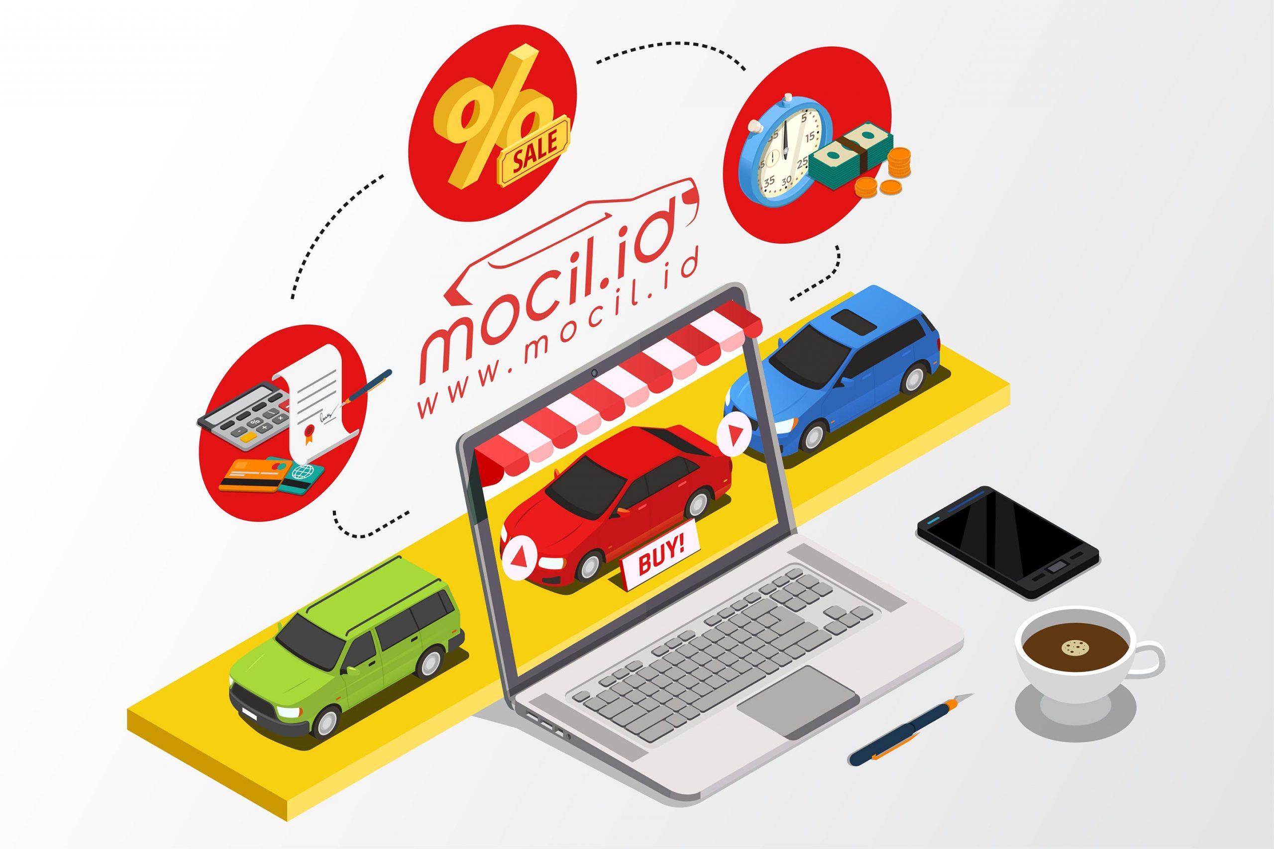 Membeli Mobil Secara Online, Apa Saja Sih Keuntungannya?