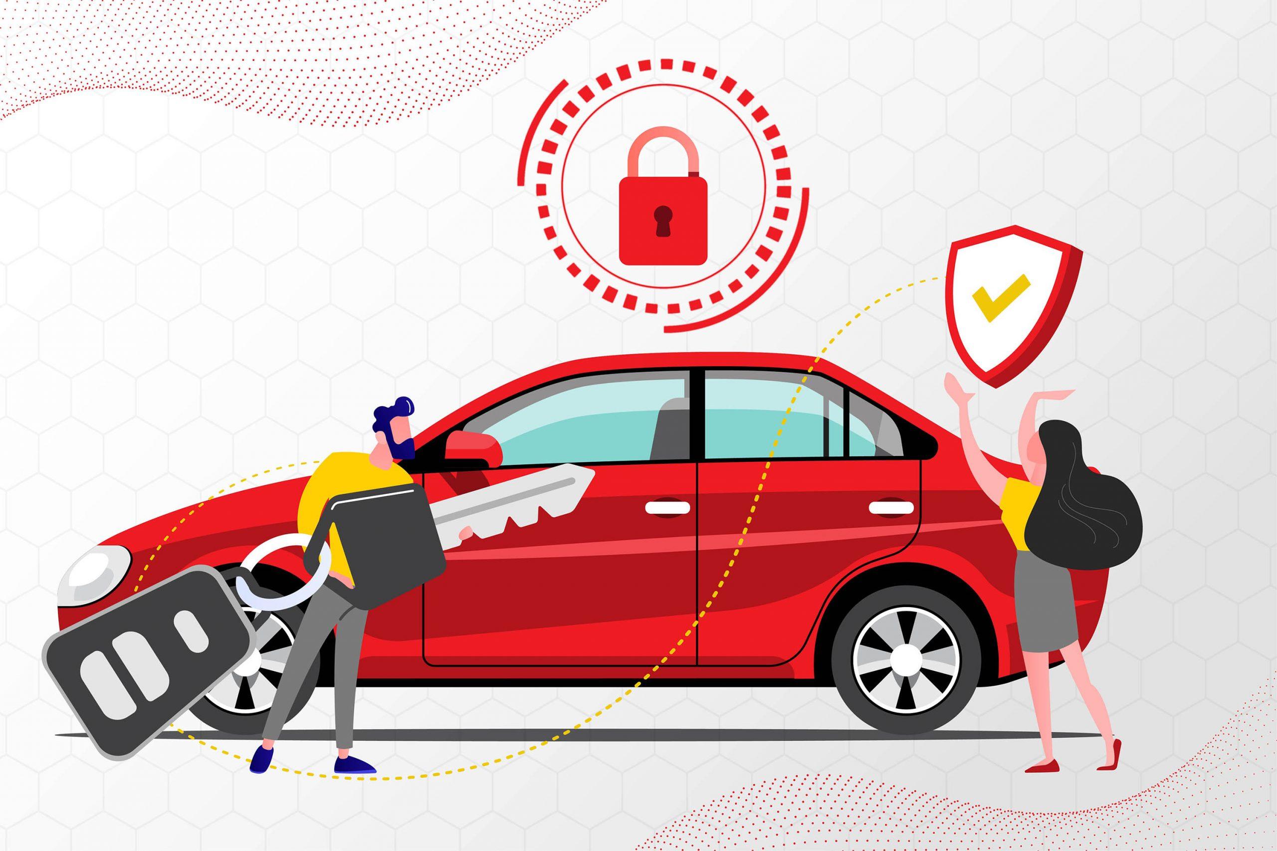 Sistem Keamanan Canggih Mobil Zaman Now